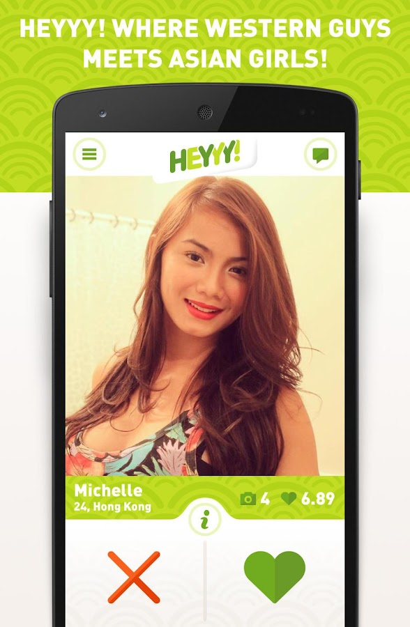 HEYYY! Free Asian Dating Sites - Android Apps on Google Play