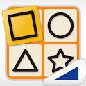 図形推理(あそんでまなぶ!シリーズ) icon