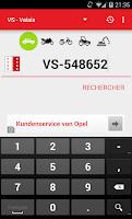 Screenshot of Swiss Plates Autoindex