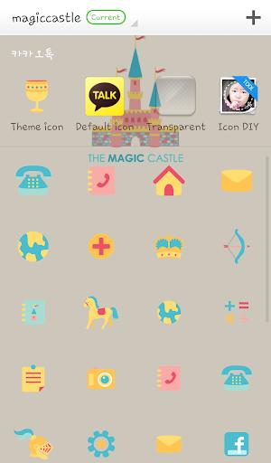 【免費個人化App】매직캐슬 도돌런처 테마-APP點子