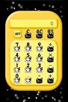 Screenshot of Calculator cat