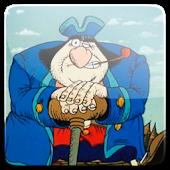 "Cartoon ""Treasure Island"""