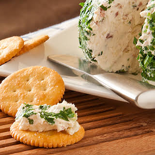 Cream Cheese Ball With Bacon And Green Onion Recipes.