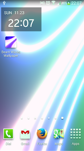 Beam Waves Live Wallpaper Free- screenshot thumbnail