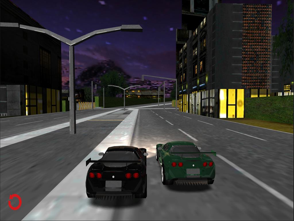 Race rivals screenshot