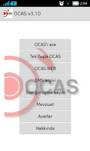 OCAS CMK