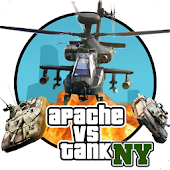 SS APACHE VS TANK IN NEW YORK
