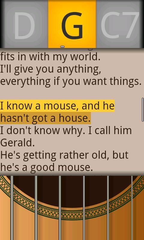 Jimi Guitar screenshot #5
