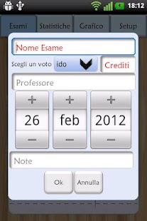 Esami Universitari - screenshot thumbnail