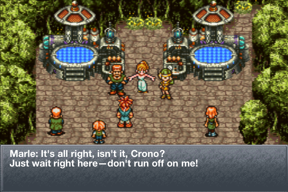 CHRONO TRIGGER screenshot #5