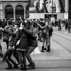 Society 2.0 by Fabio Grezia - People Street & Candids