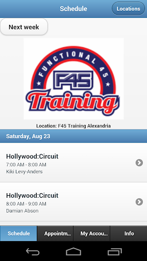 F45 Training Alexandria