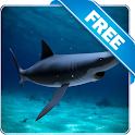 Shark attack lwp Free icon