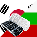 Korean Bulgarian Dictionary icon