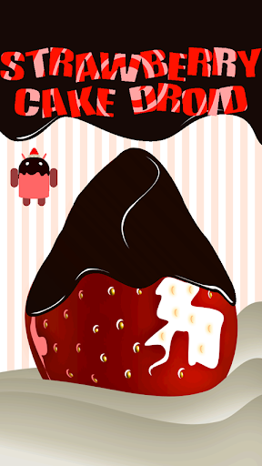 Strawberry Cake Android LWP