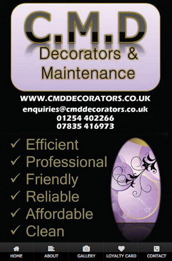 CMD Decorators