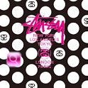 STUSSY無料ライブ壁紙 icon