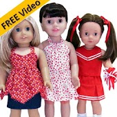 DIY American Girl Doll Stuff