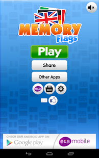 Memo Flags Games- screenshot thumbnail