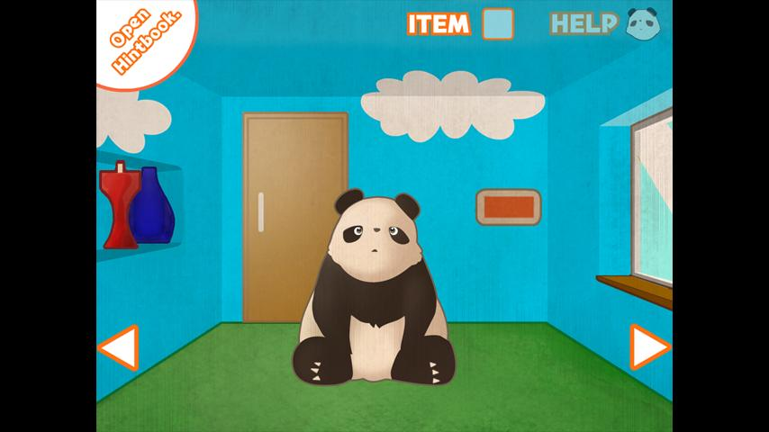 Escape Panda- screenshot