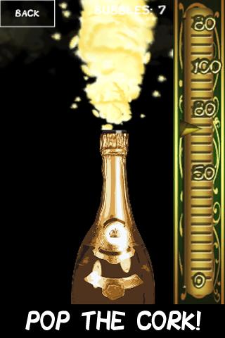 Champagne Blast: Pop the Cork!- screenshot