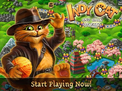 Indy Cat for VK- screenshot thumbnail