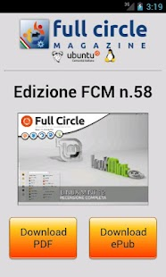 FCM Italia Mobile - screenshot thumbnail