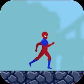 Superheroes Run