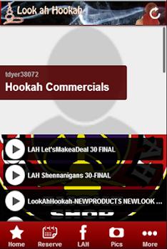 Look ah Hookah