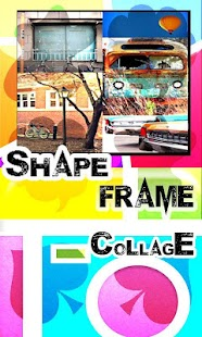 Camera 360 Shape Collage