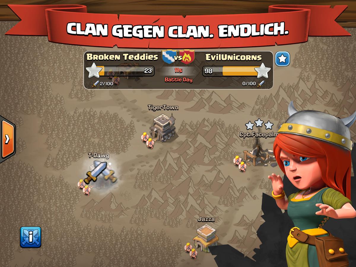 clash of clans online spielen kostenlos