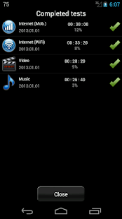 Battery HD - screenshot thumbnail