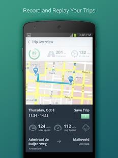 Flo - Driving Insights Screenshot 11