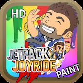 Jetpack Cat Paint HD