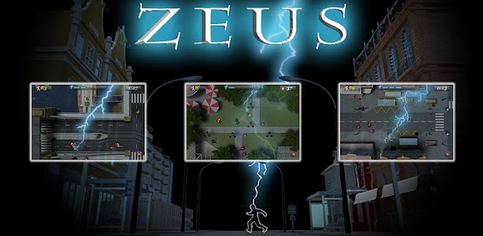 Zeus - Lightning Shooter Pro