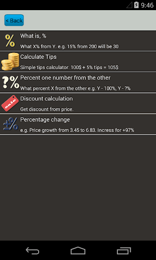 Percentage Calculator Free