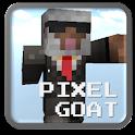 Pixel Goat - Crazy Animal icon