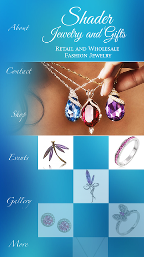 Shader Jewelry Gifts