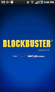 Blockbuster for Motorola - screenshot thumbnail