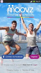 Moovz – Gay Social Network