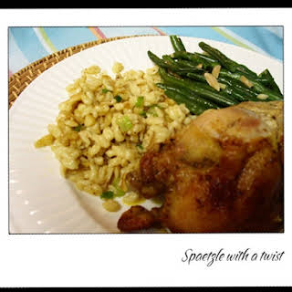 Spaetzle With Chicken Recipes.