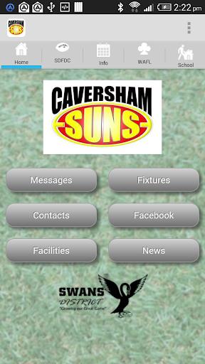 Caversham JFC