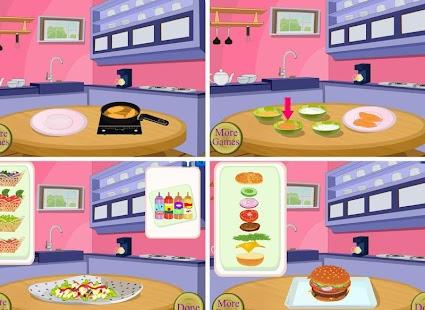 School Lunch - Food Maker - screenshot thumbnail