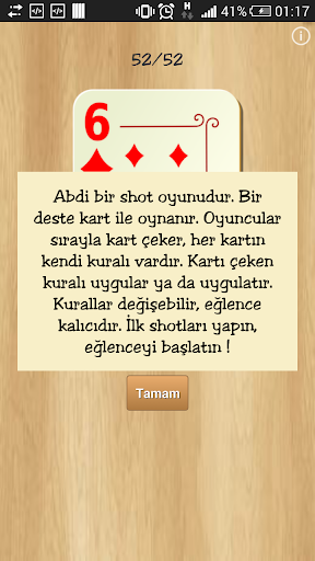 Abdi Oyunu