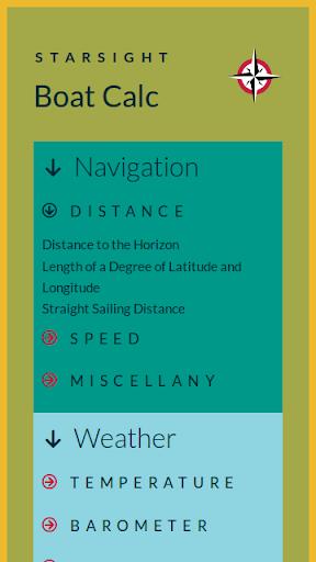 【免費工具App】Boat Calculator-APP點子