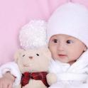 Cute little Baby Wallpaper 4 icon