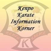 Kenpo Karate Info Korner