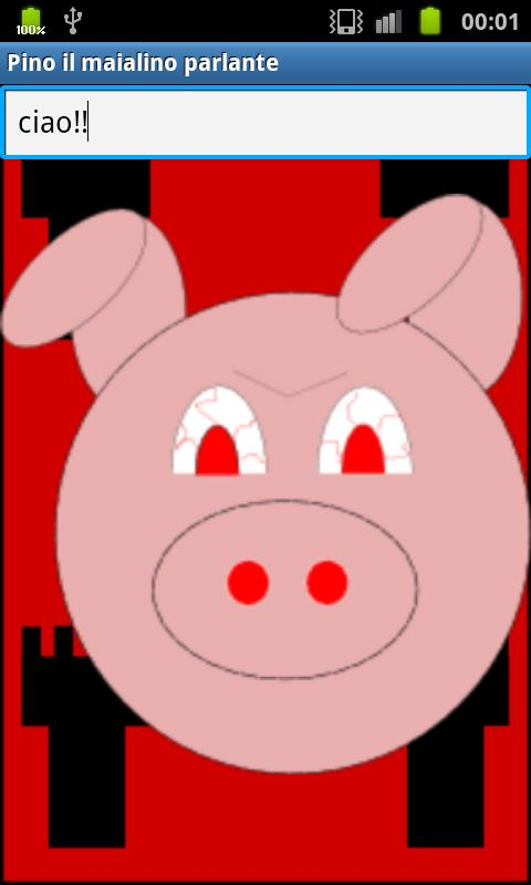 Pino the Talking Pig- screenshot