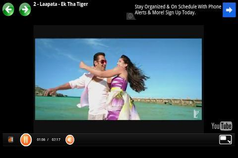 Bollywood Top 10 - screenshot