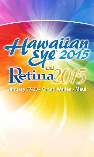 Hawaiian Eye Retina 2015